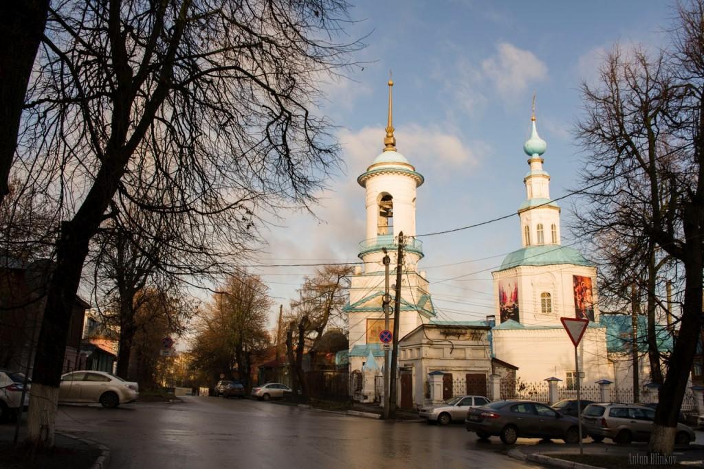 Троицкая церковь, г. Владимир