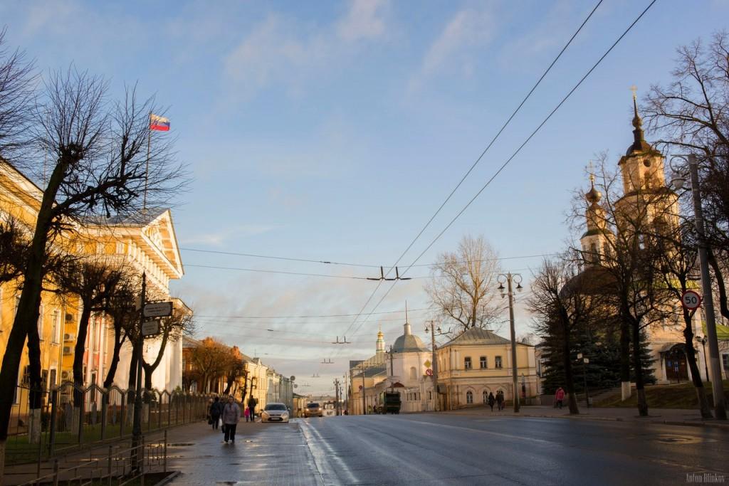 Ул. Большая Московская. Декабрь`15 01