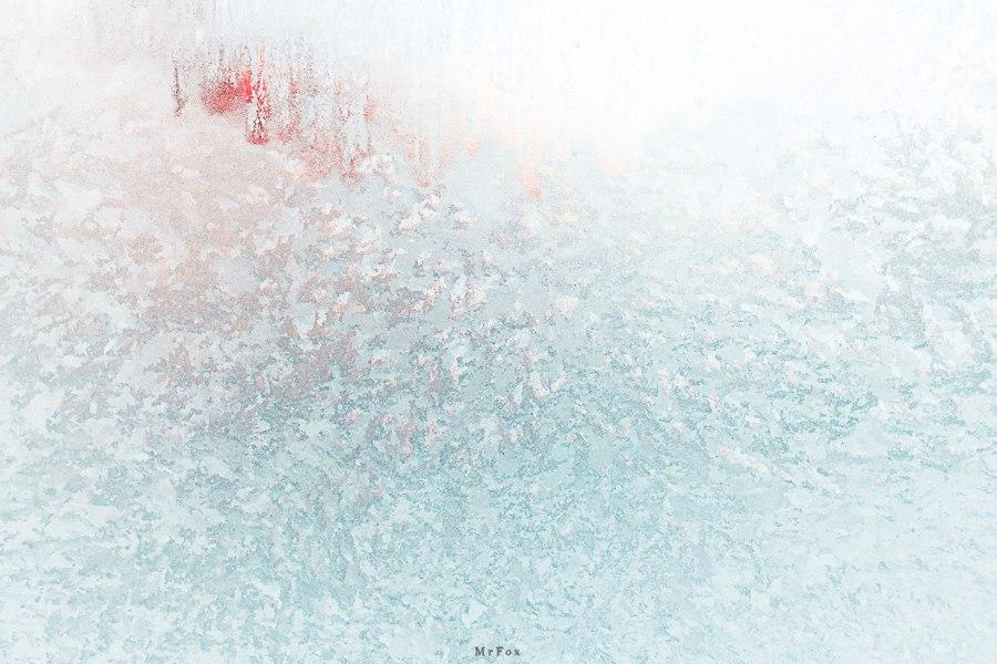 Утренние морозные художества 04