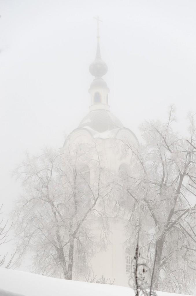 Утренние туманы в Покрове 03