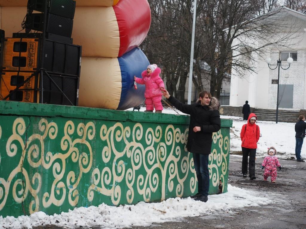 Фотоотчет с открытия Колеса Обозрения во Владимире 05