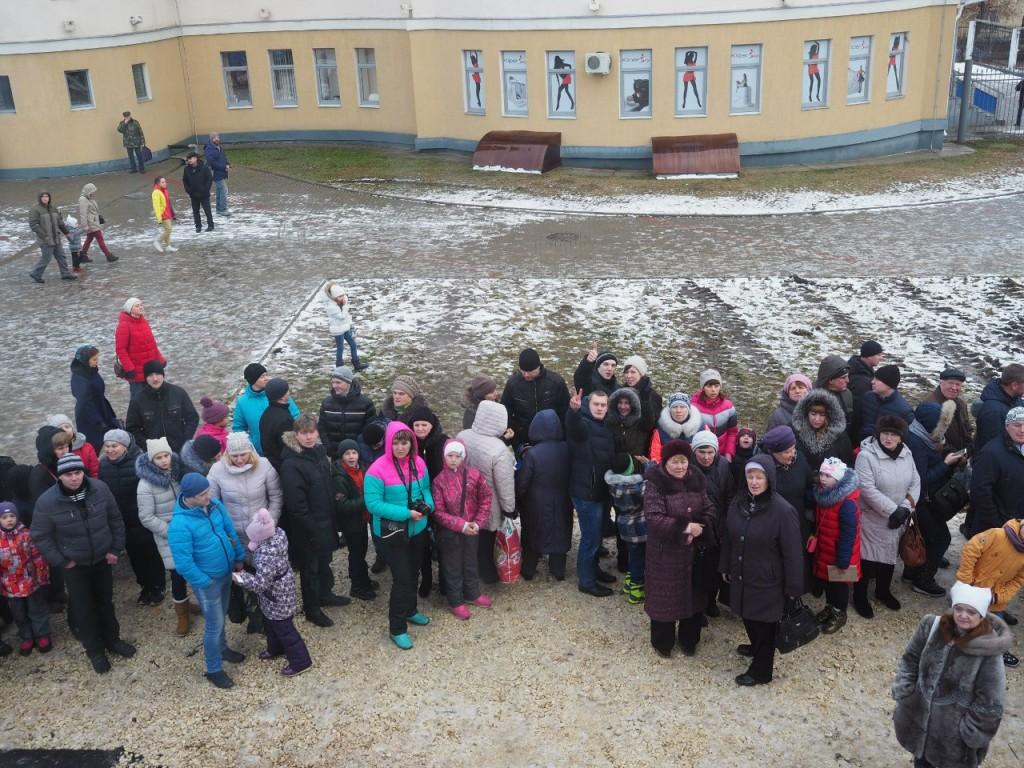 Фотоотчет с открытия Колеса Обозрения во Владимире 09