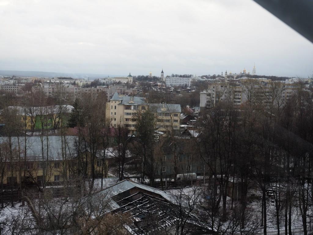 Фотоотчет с открытия Колеса Обозрения во Владимире 10