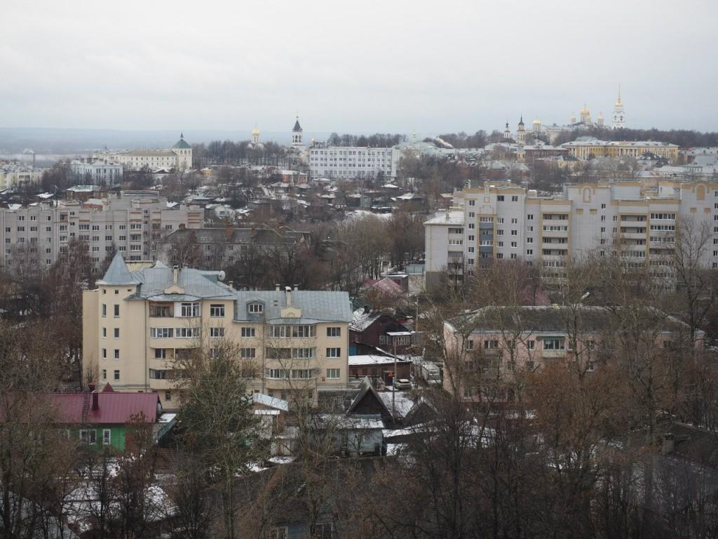 Фотоотчет с открытия Колеса Обозрения во Владимире 12