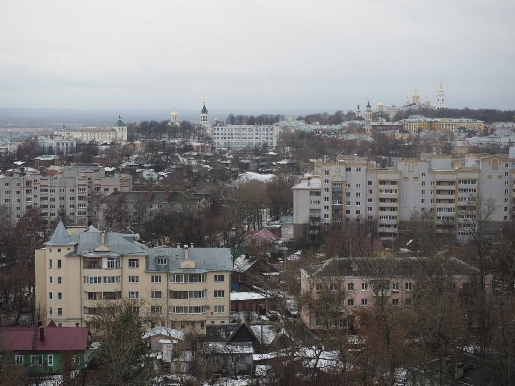 Фотоотчет с открытия Колеса Обозрения во Владимире 13