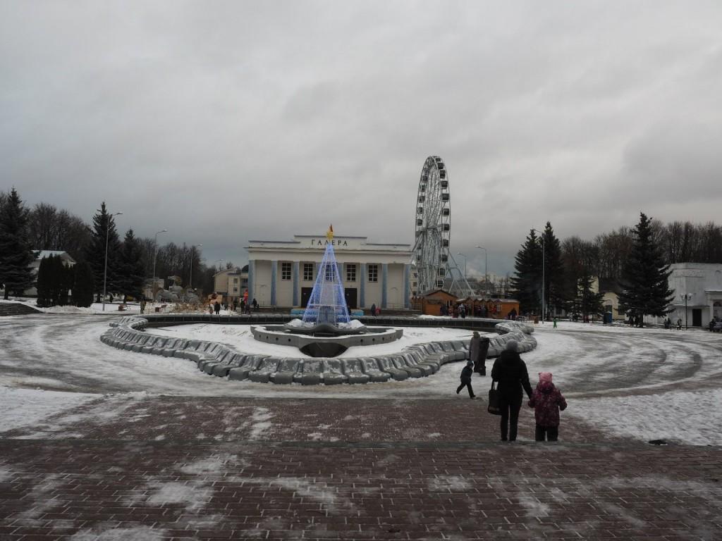 Фотоотчет с открытия Колеса Обозрения во Владимире 17