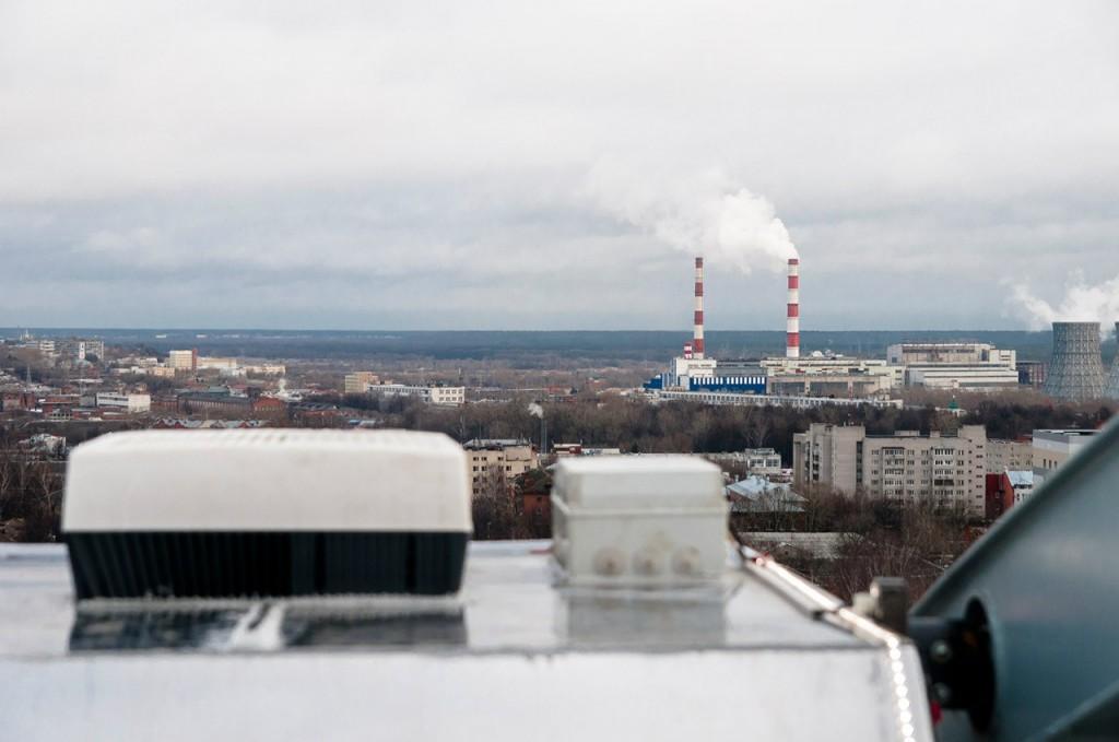 Фото с открытия Колеса Обозрения во Владимире 06