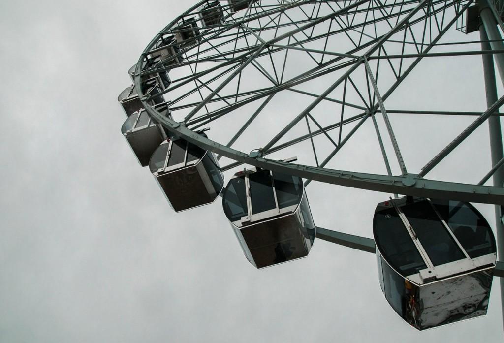 Фото с открытия Колеса Обозрения во Владимире 08