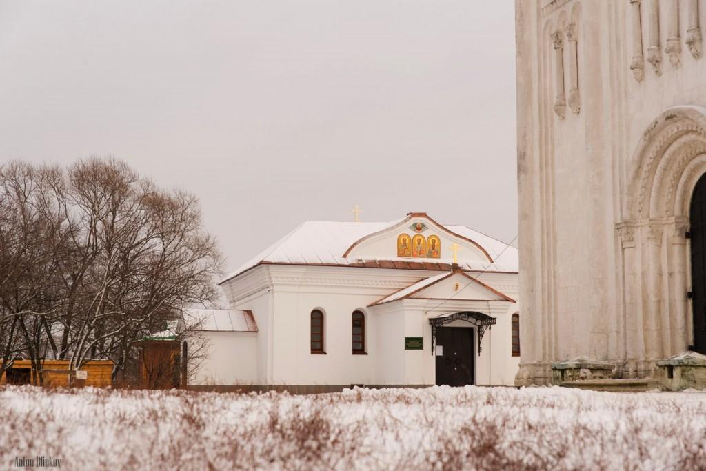 Храм Покрова на Нерли от Антона Блинкова 04