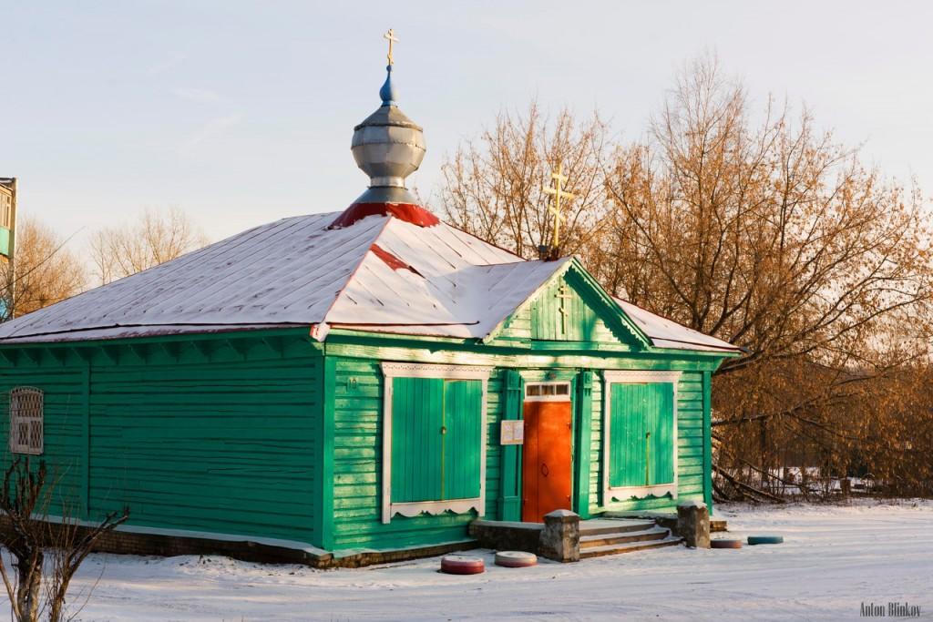 п. Октябрьский, Вязниковский р-н 01