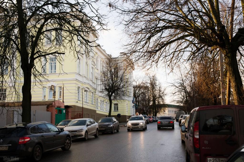 ул. Подбельского, ул. Музейная, г. Владимир 01