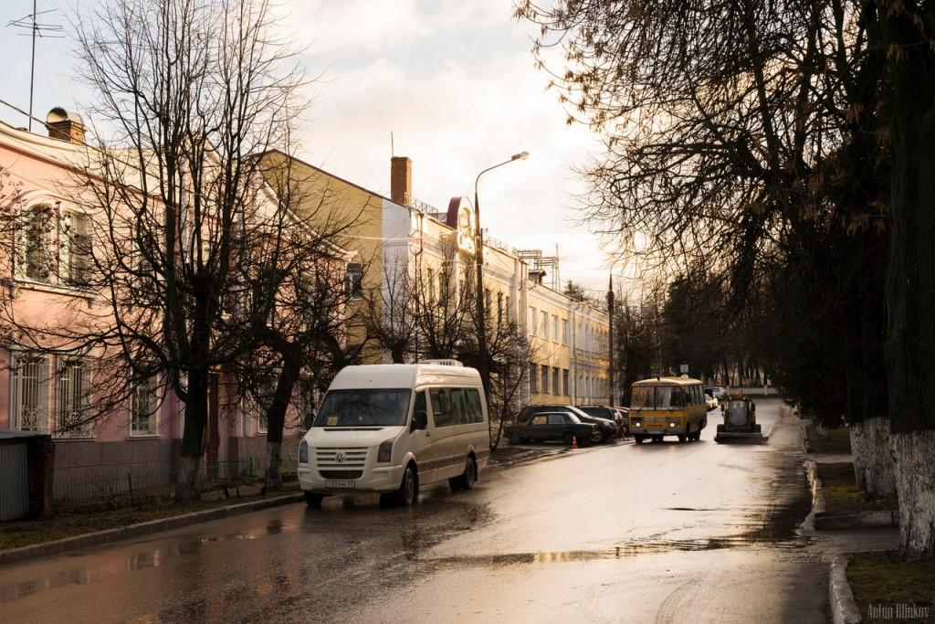 ул. Подбельского, ул. Музейная, г. Владимир 02