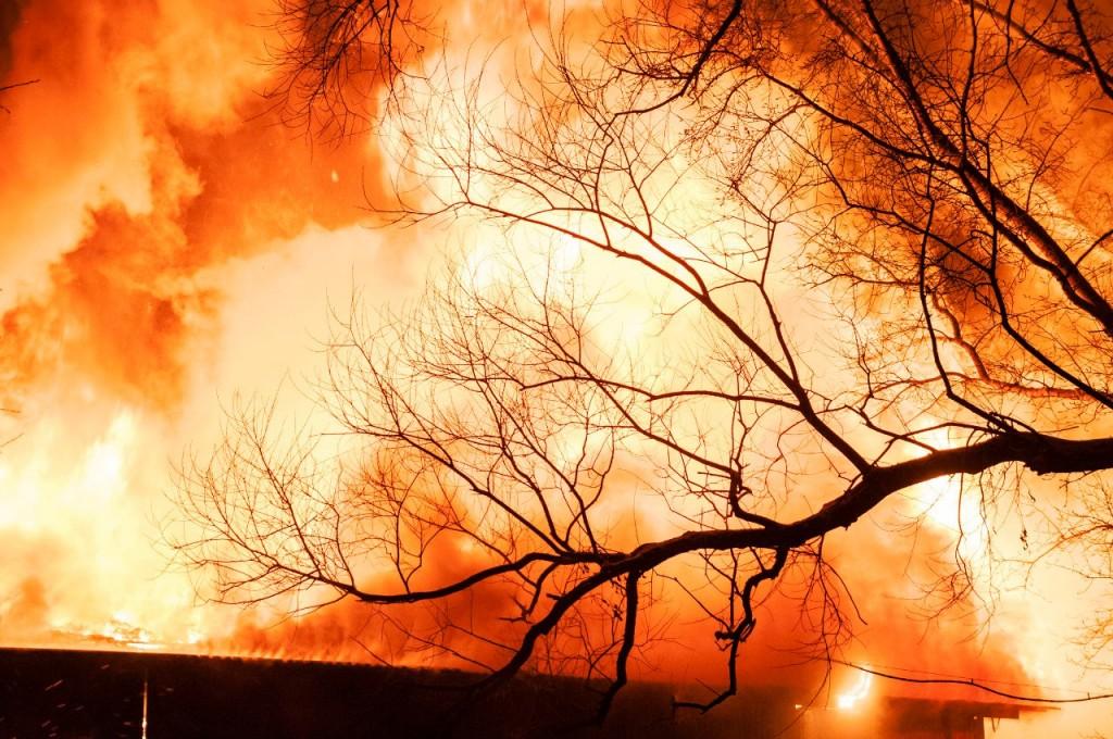 04.01.2016 Пожар на Лакина (Апельсин) во Владимире 11