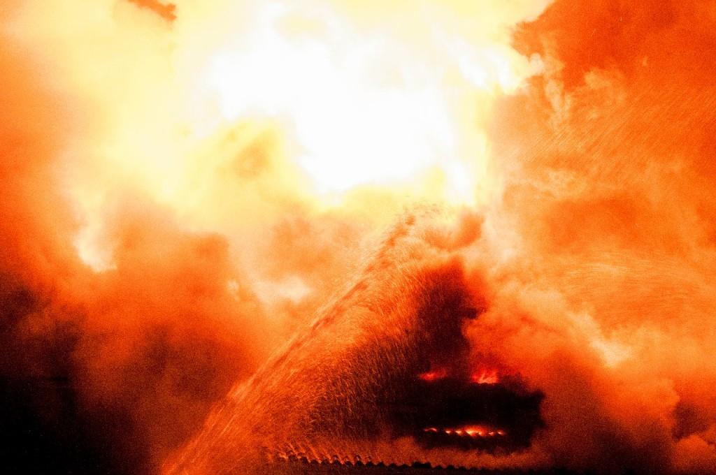 04.01.2016 Пожар на Лакина (Апельсин) во Владимире 12