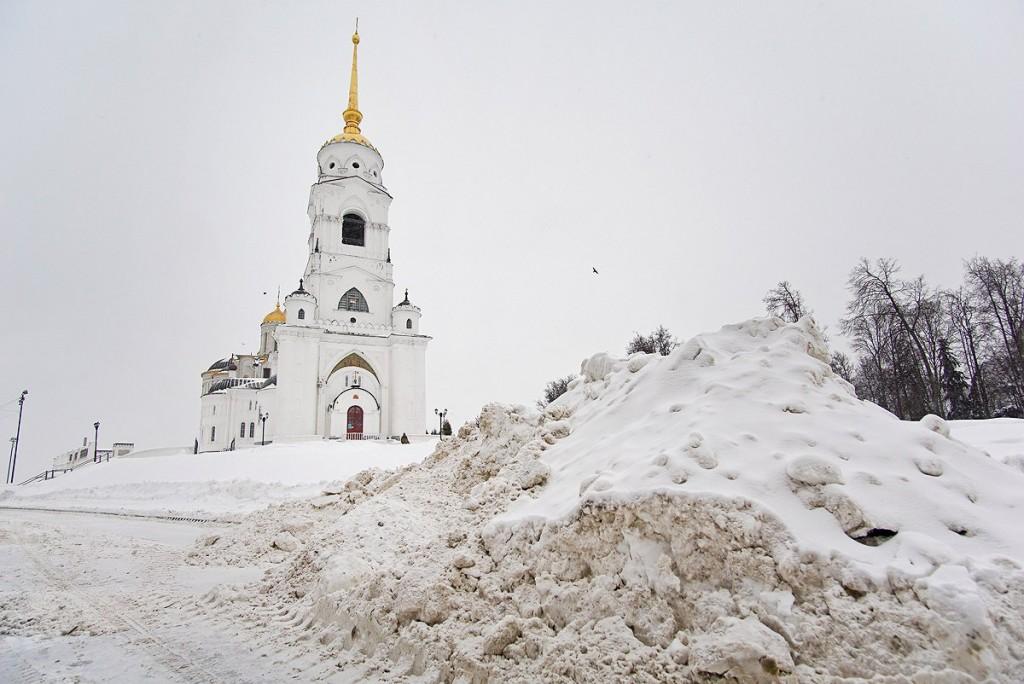 19.01.16 Снегопад во Владимире 03