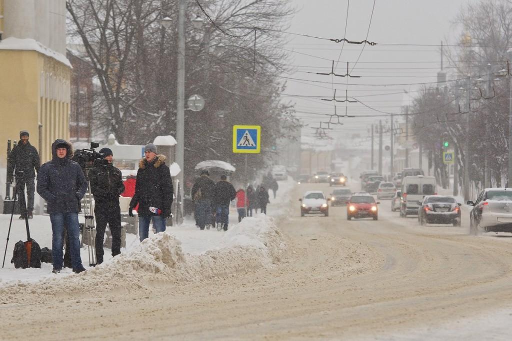 19.01.16 Снегопад во Владимире 06