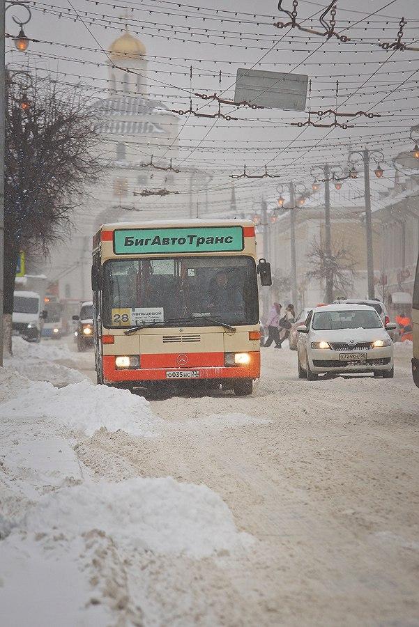 19.01.16 Снегопад во Владимире 08