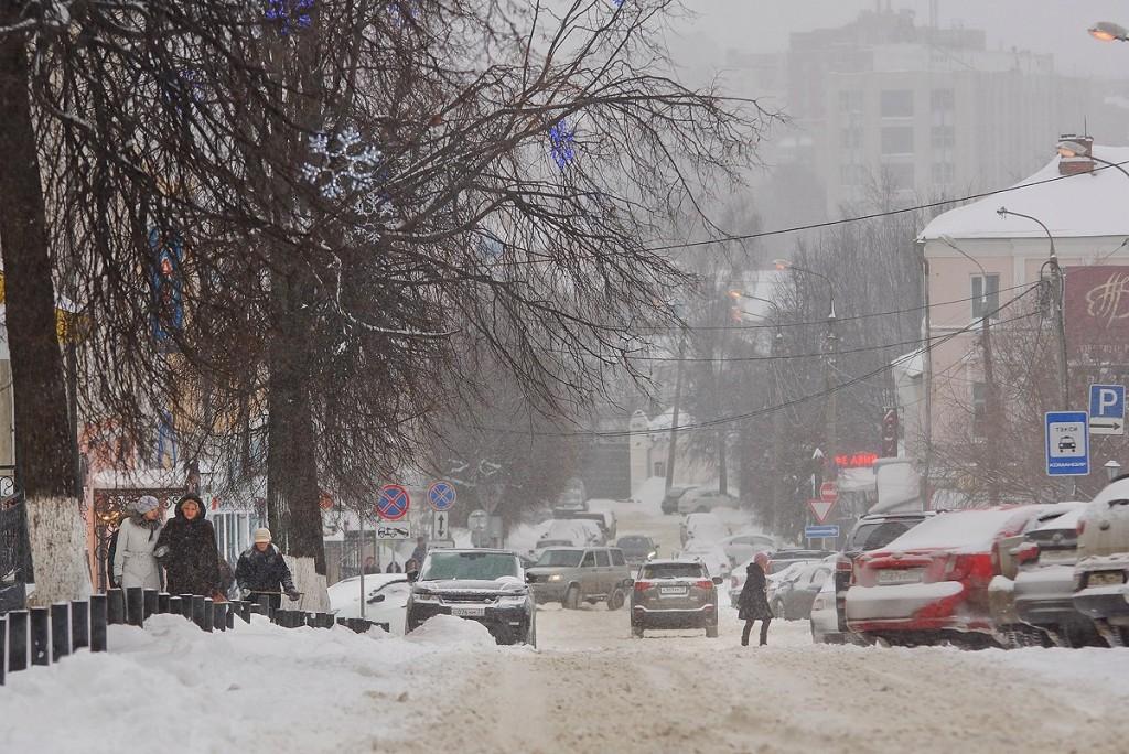 19.01.16 Снегопад во Владимире 09