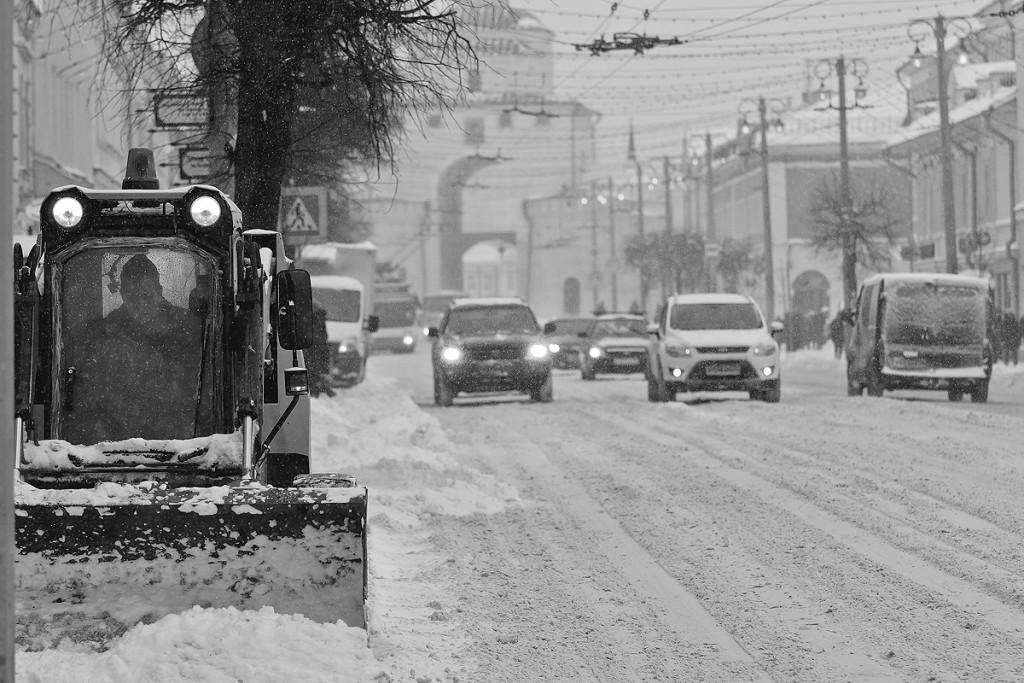 19.01.16 Снегопад во Владимире 10