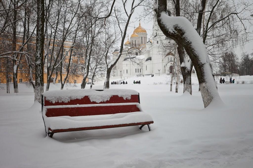 2016.01.22 Очередной снежный день 11