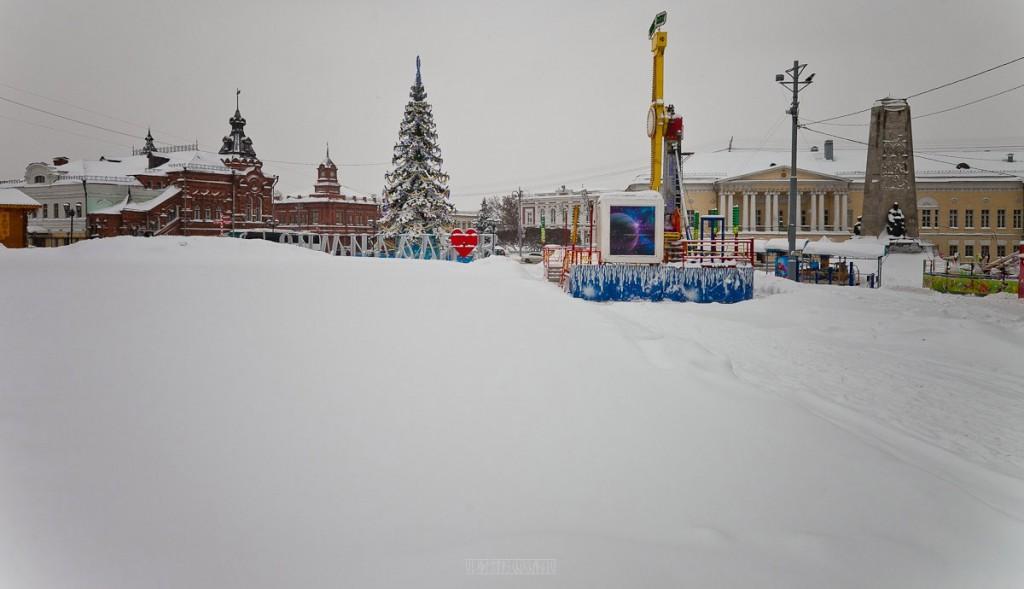 2016.01.22 Очередной снежный день 12