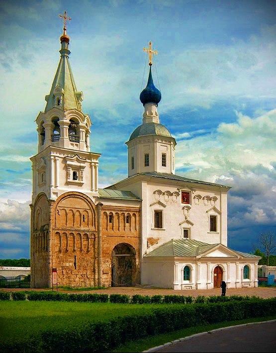 Ансамбль Боголюбова монастыря 01