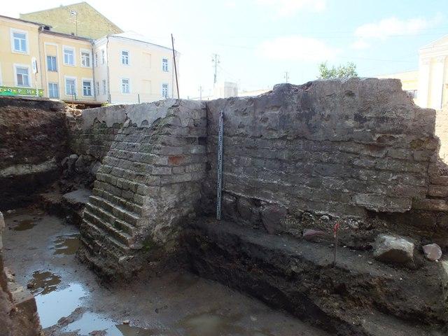 Археологи воссоздали историю позднесредневекового посада Владимира 04