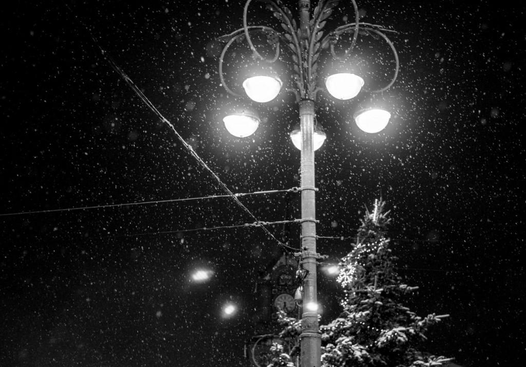 Борис Пучков Черно-белые краски зимнего Владимира 08