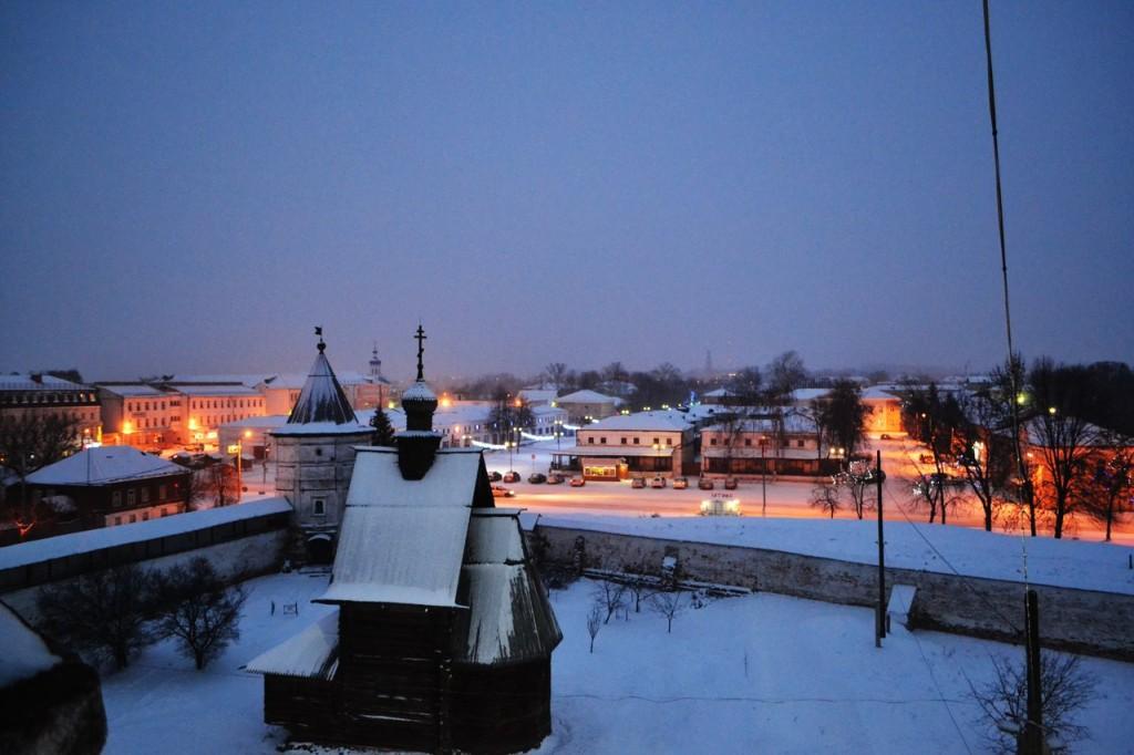 Вечерний Юрьев-Польский 03