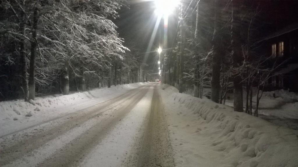 Вечерняя прогулка в Киржаче 01