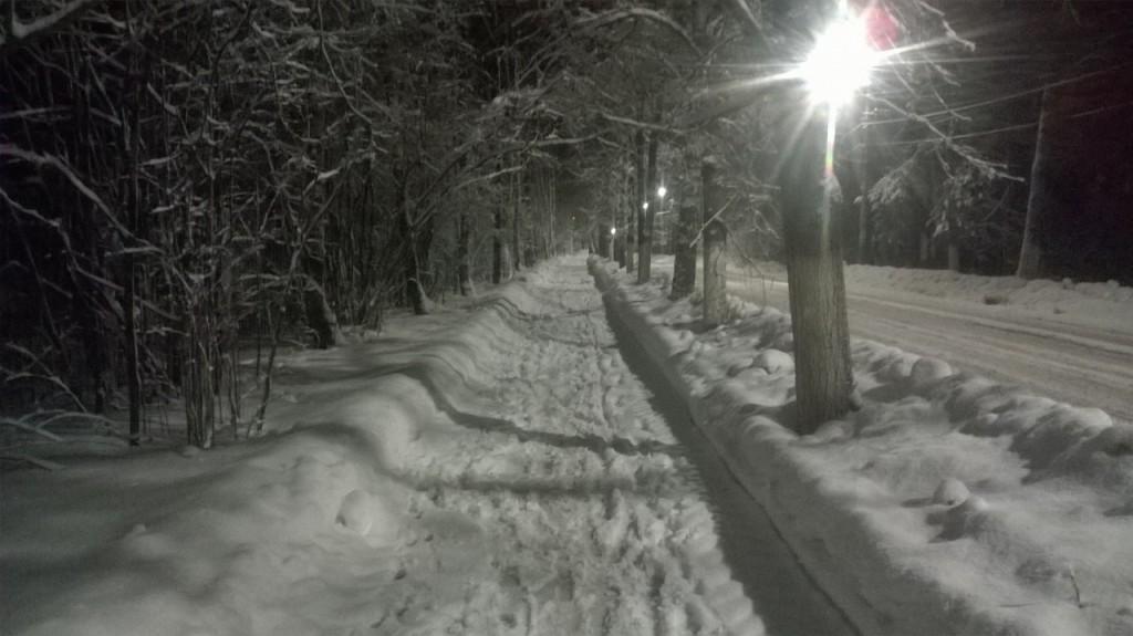 Вечерняя прогулка в Киржаче 02