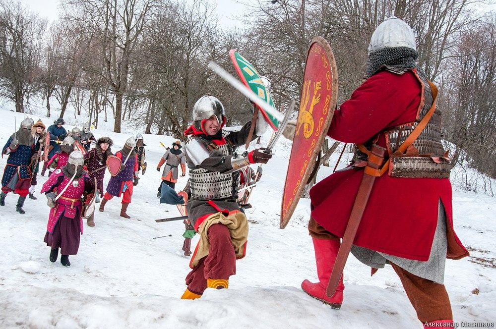 Взятие Владимира в 1238 году 03