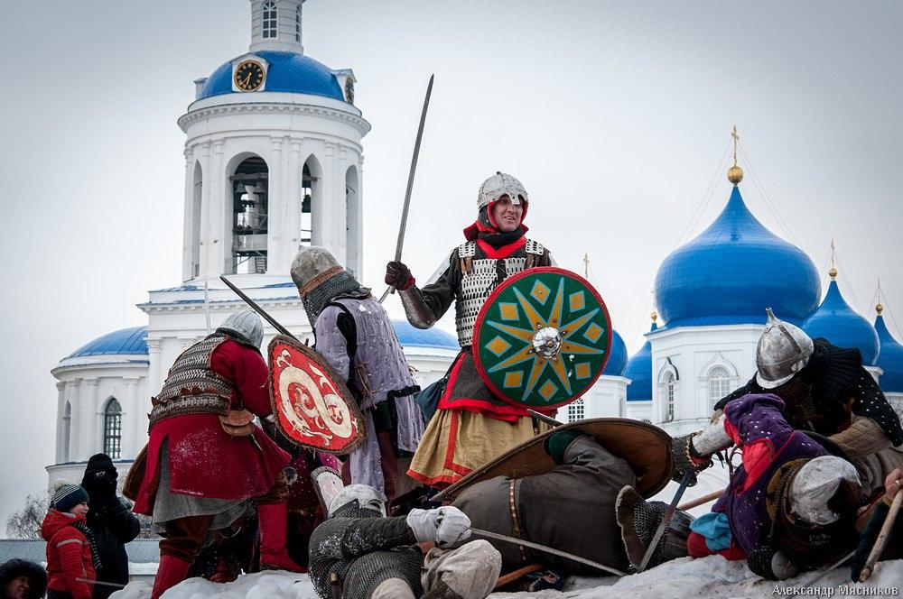 Взятие Владимира в 1238 году 05
