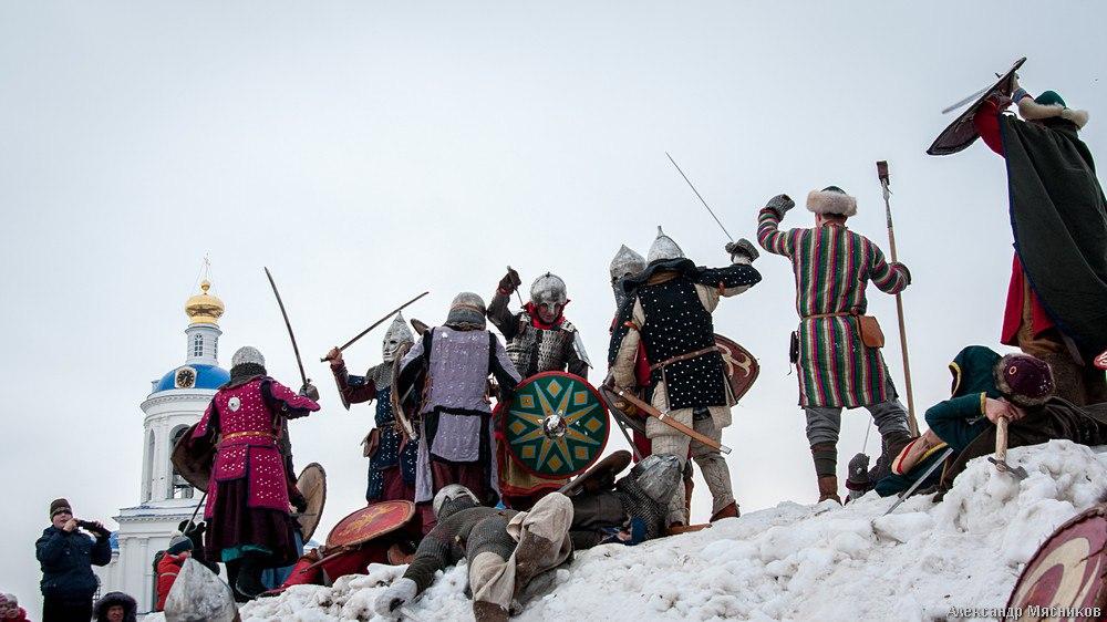 Взятие Владимира в 1238 году 06