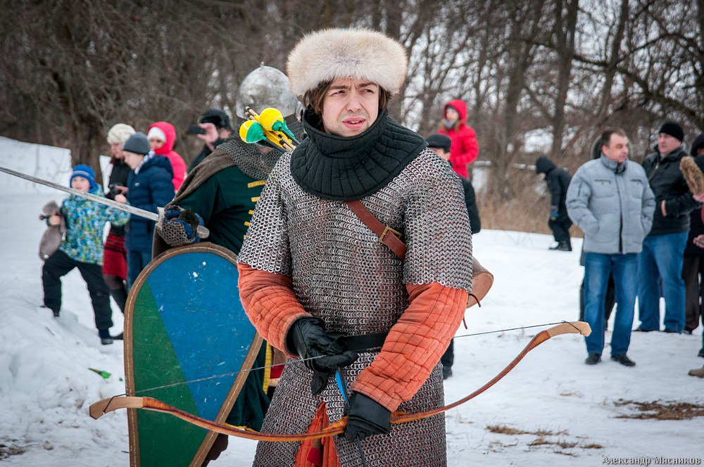 Взятие Владимира в 1238 году 07