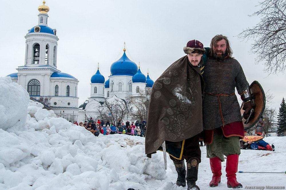Взятие Владимира в 1238 году 08