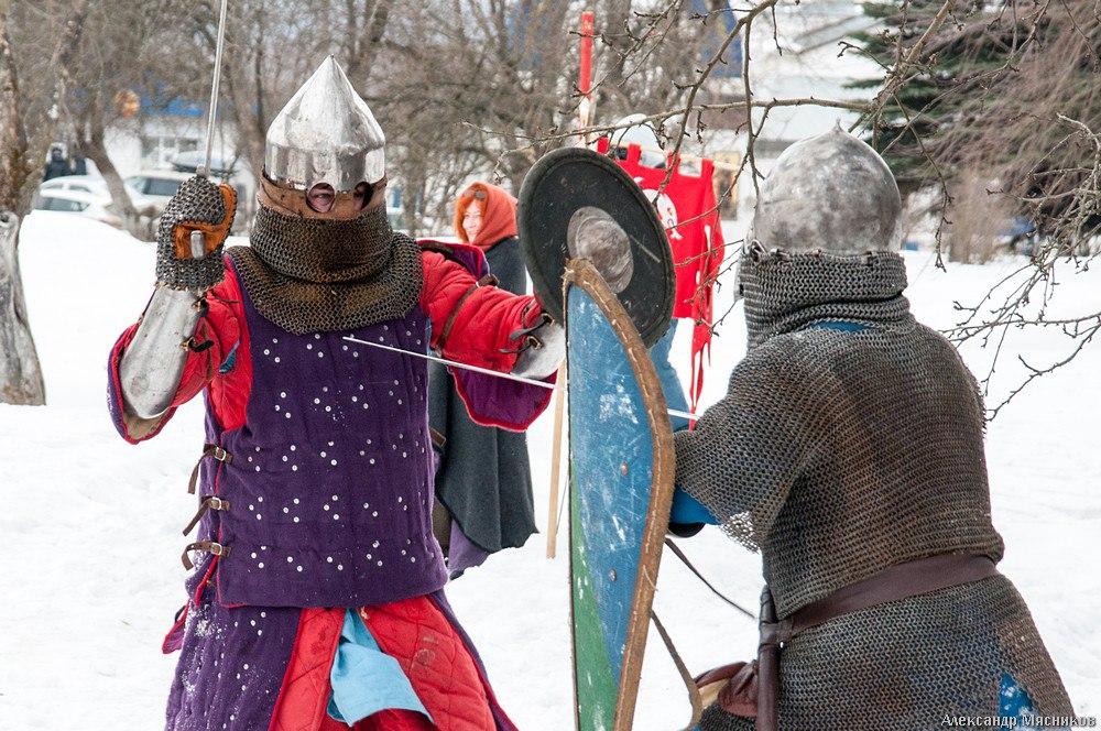 Взятие Владимира в 1238 году 09