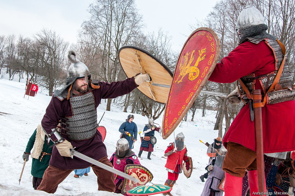 Взятие Владимира в 1238 году 14