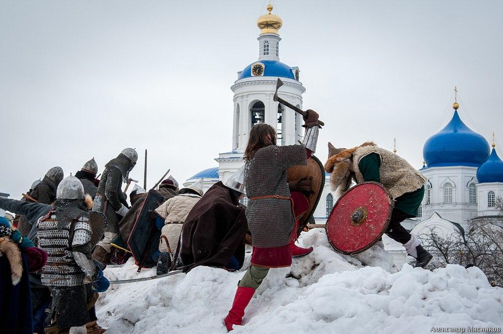 Взятие Владимира в 1238 году 19