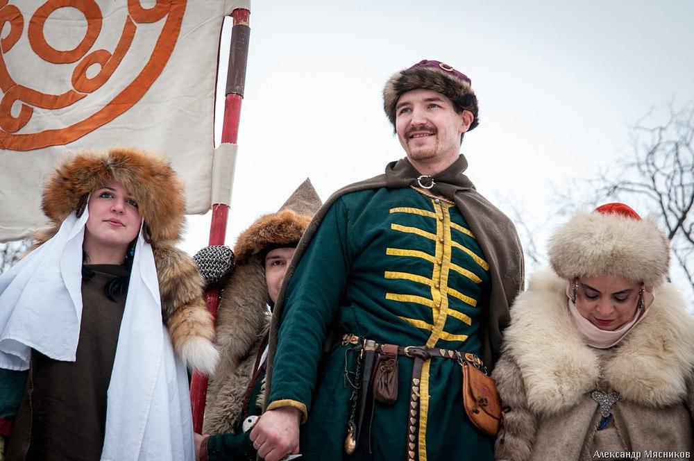 Взятие Владимира в 1238 году 23
