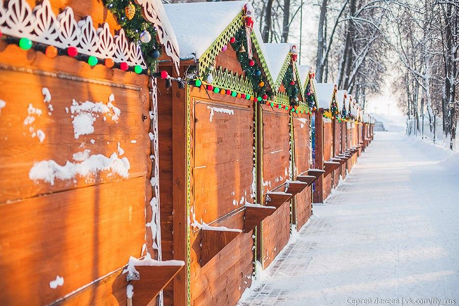 Владимирская зимняя сказка от Сергея Лакеева 01