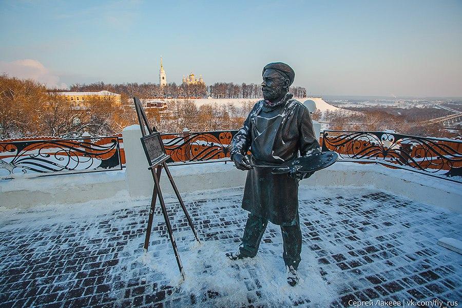 Владимирская зимняя сказка от Сергея Лакеева 03