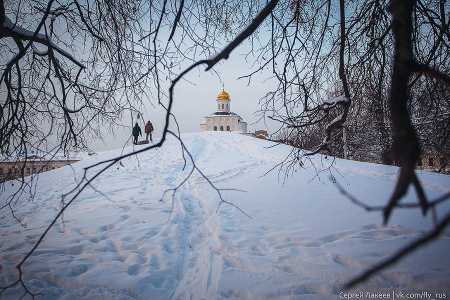 Владимирская зимняя сказка от Сергея Лакеева 05