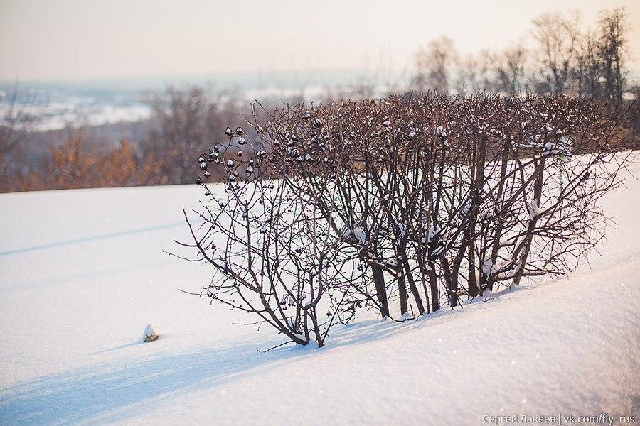 Владимирская зимняя сказка от Сергея Лакеева 06
