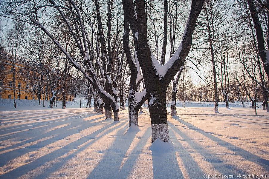 Владимирская зимняя сказка от Сергея Лакеева 07