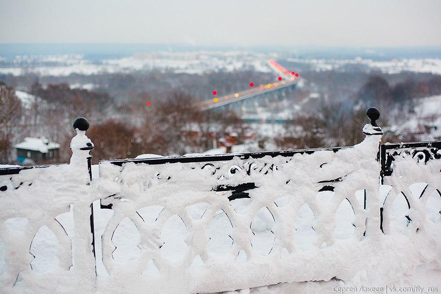 Владимирская зимняя сказка от Сергея Лакеева 08