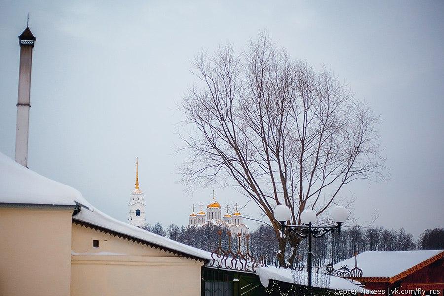 Владимирская зимняя сказка от Сергея Лакеева 10