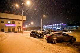 Владимирский вокзал, ветер северный