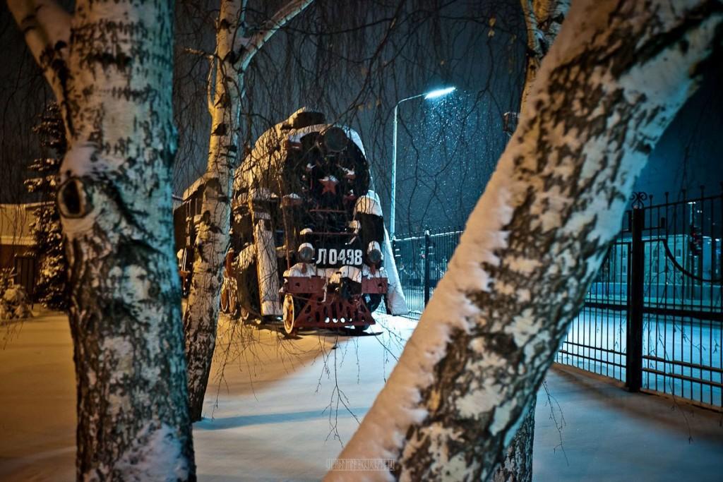 Владимирский вокзал, ветер северный 06
