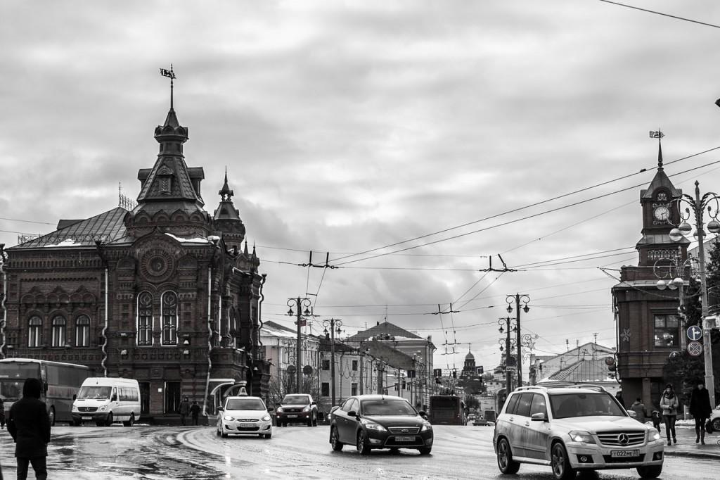 Владимирский февраль Светланы Глебовой